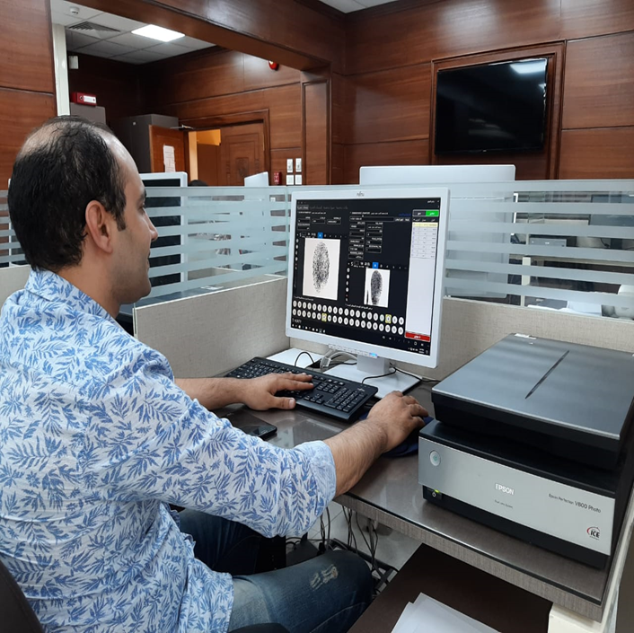 Ministry of Interior (MOI) - Criminal Evidence Investigation Department(CEID) Automated Fingerprint Identification System (AFIS)-4